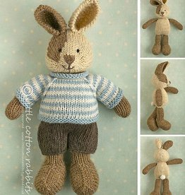 Ravelry Patterns Boy or Girl Bunny by Little Cotton Rabbits