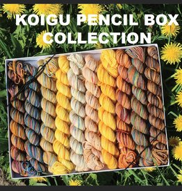 Koigu Koigu Pencil Box Collection