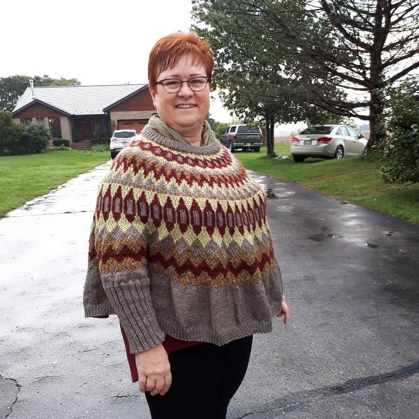 Favourite Pattern Friday, October 5, 2018, Issue 72: Fall is here...what's on your needles?