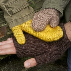 Knit 3 - Mitts Class