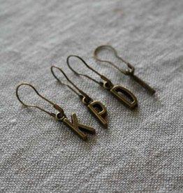 NNK Press Letter Stitch Markers