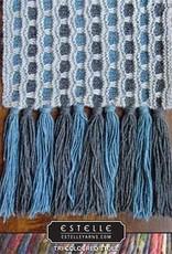 Estelle Tri-Coloured Stole