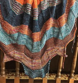 Building Blocks Shawl