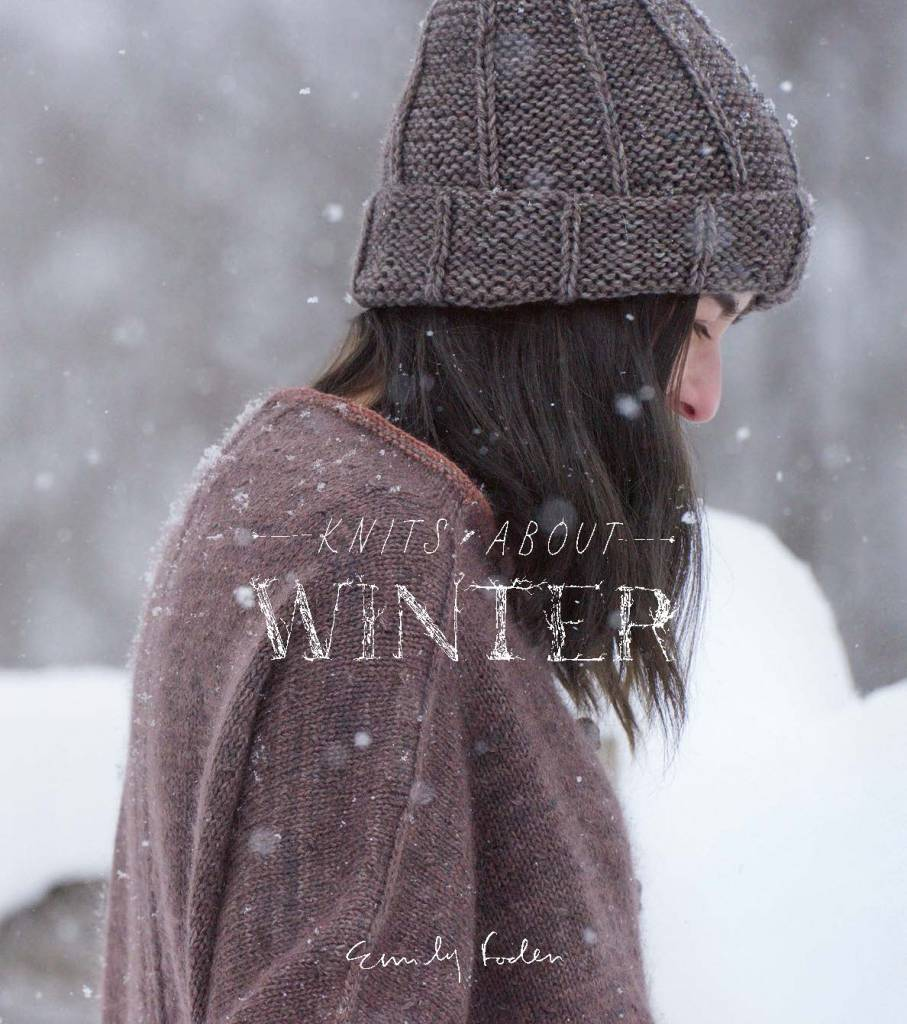 30aa62f0780 Knits About Winter - Emily Foden (Viola Yarns) - Sue2Knits and Yarn