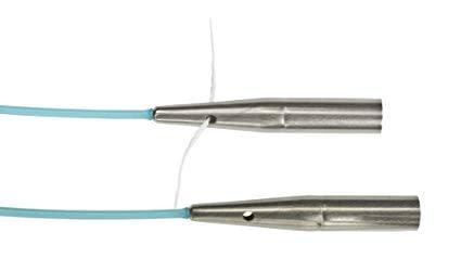 """HiyaHiya HiyaHiya KnitSaver - 16""""/18"""" IC Cable with Lifeline Holes SMALL(9.5"""" cable length)"""
