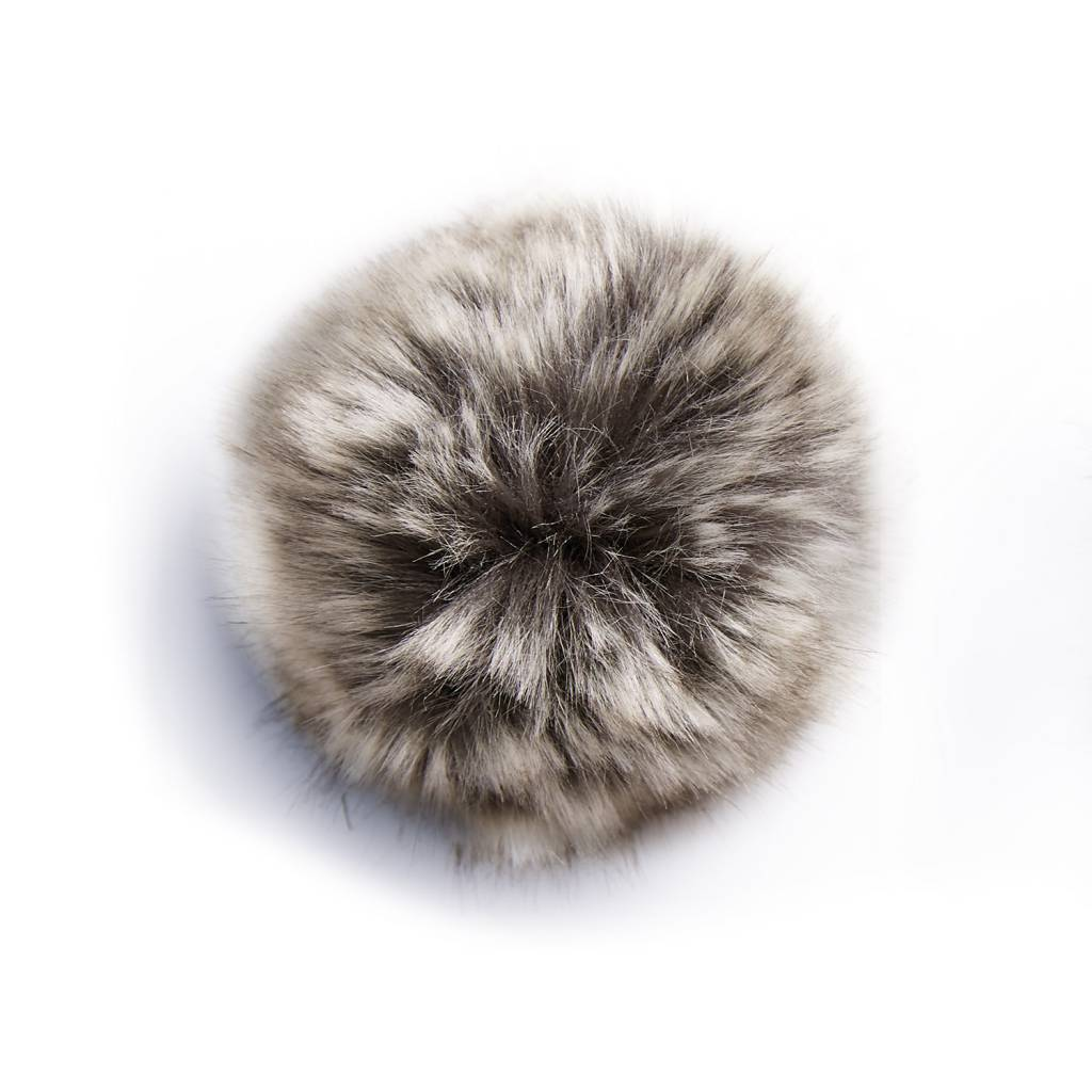 Bergere de France Flecked Pompom with Press Stud