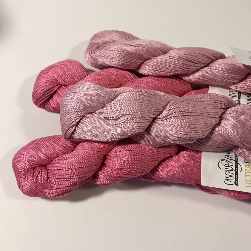 Cascade Knitted Knockers Cascade Ultra Pima Kit