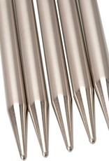 "ChiaoGoo CG Stainless Steel Double Point (6"")"