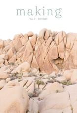 Making Magazine No 7 / Desert