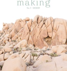 Making Magazine No 7 / Desert