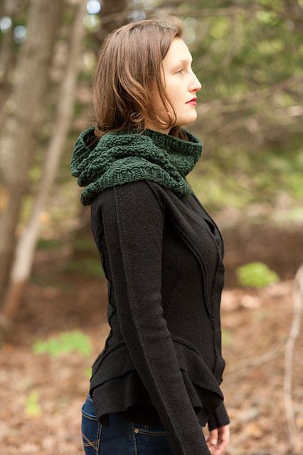 Ravelry Patterns State Street Cowl by Pam Allen Ravelry Pattern