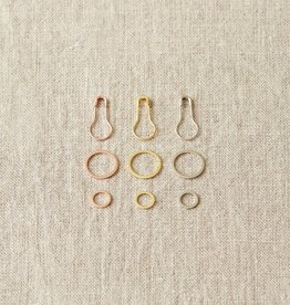 Cocoknits Cocoknits Precious Metal Stitch Markers