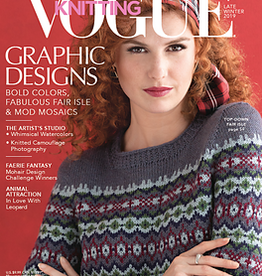 Vogue Vogue Knitting, Late Winter 2019