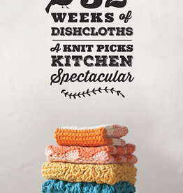 52 Weeks of Diskcloths by Knit Picks Design Team