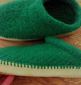 Felted Clogs  (Fibre Trends)
