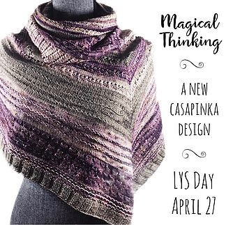 Favourite Patterns Friday, April 26, 2019, Issue 98: Tomorrow is Local Yarn Shop (LYS) Day!!