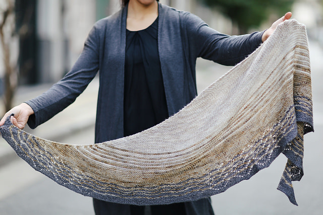 Ravelry Patterns Jodi Shawl by Joji Locatelli