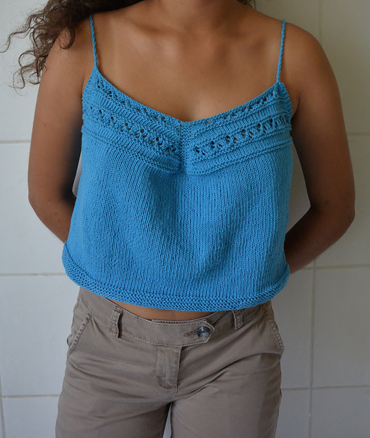 Ravelry Patterns Aya Tank