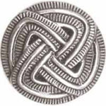 ELAN - 158980A - 15mm Shank Button