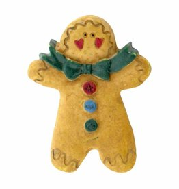 ELAN 952961JB - 28mm - Gingerbread Man Shank Button