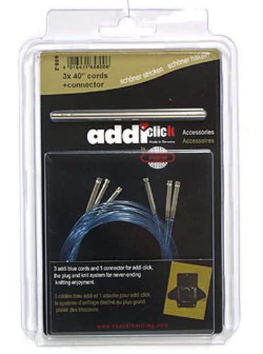 Addi Addi Click Basic Cord pack