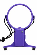 UNIQUE LIGHTING Hands Free Magnifier with LED Light