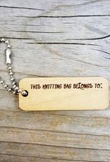 Katrinkles Katrinkles Project Bag ID Tags