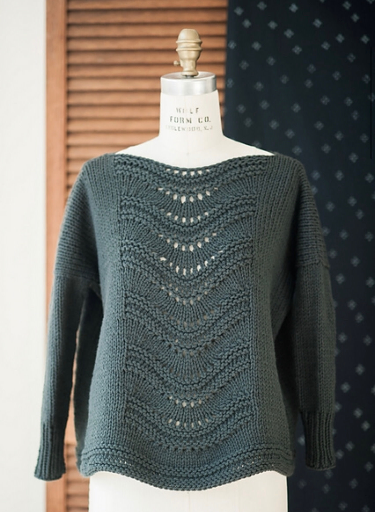 Ravelry Patterns Gabrielle by Leila Raabe Ravelry Pattern