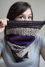 Ravelry Patterns 3 Color Cashmere Cowl by Joji