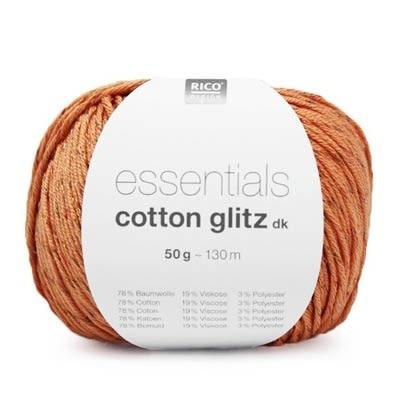 Rico Design Rico Essentials Cotton Glitz DK