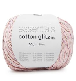 Rico Design Rico Essentials Cotton Glitz DK