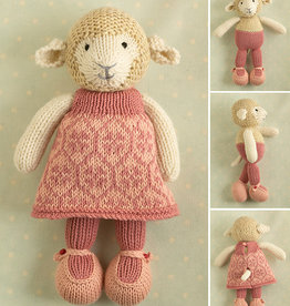 Ravelry Patterns Girl Lamb or Boy Ram by Little Cotton Rabbits