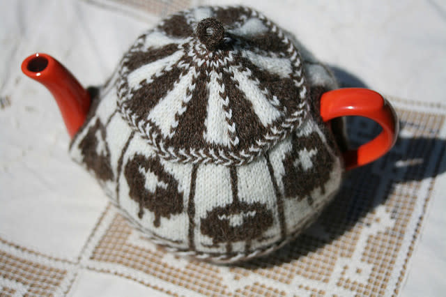 Colourwork and Steeking Class - Sheep Carousel
