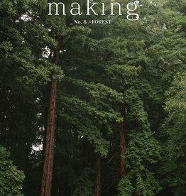 Making Magazine No 8 / Forest - Pre-Order