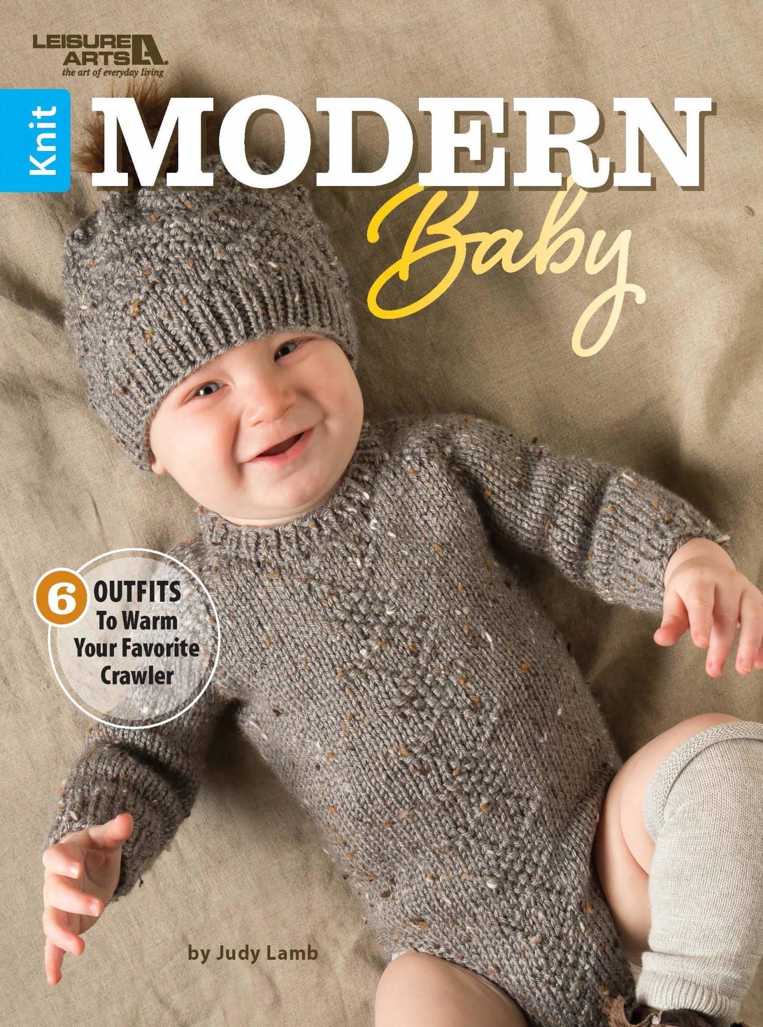 Modern Baby by Judy Lamb