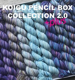 Koigu Koigu Pencil Box Collection Plus 2.0