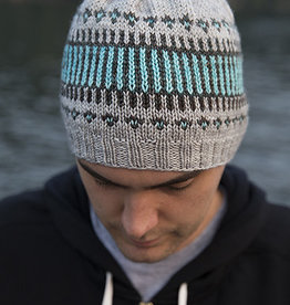 Colourwork Hat Class - Clayoquot Toque
