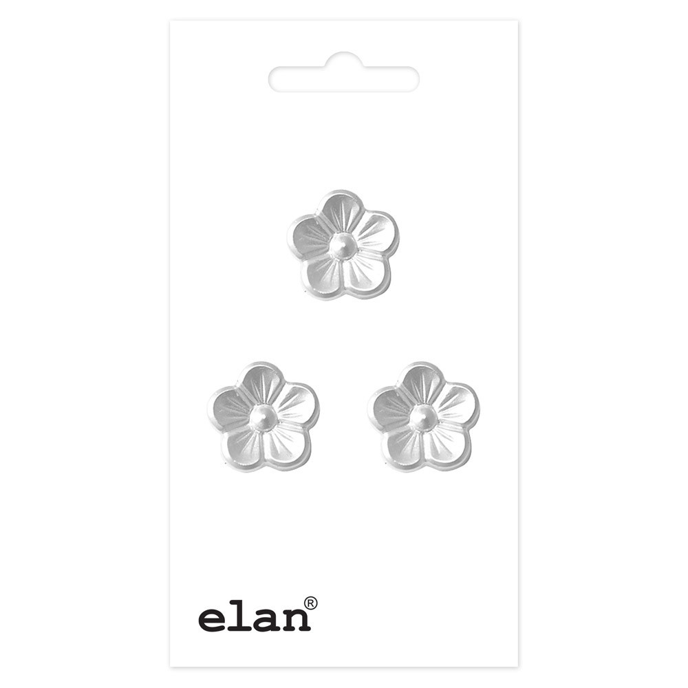 ELAN - 053027E- 14mm Shank Button