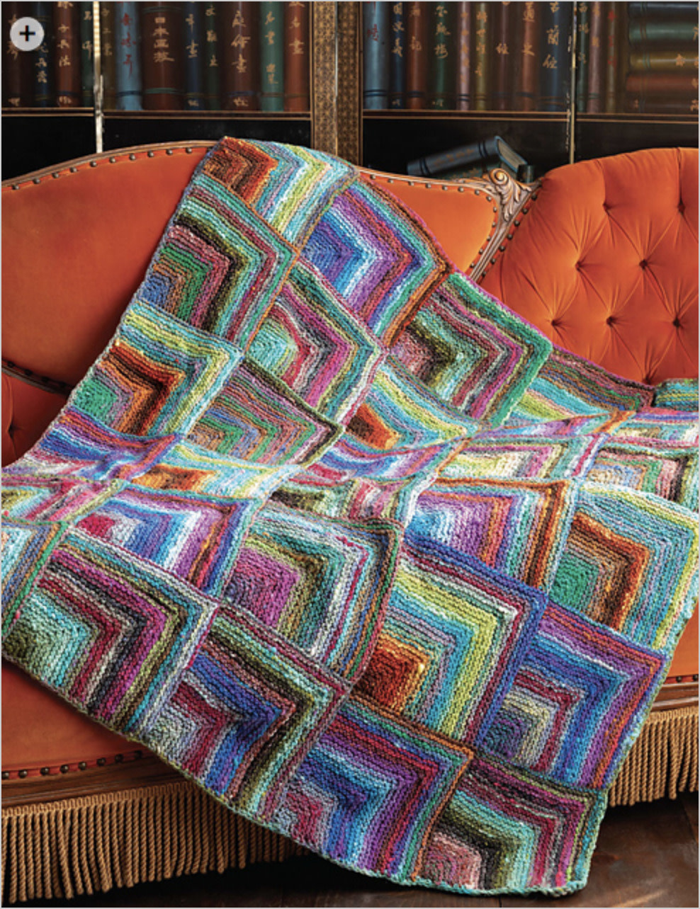 Noro Timeless Noro: Knit Blankets