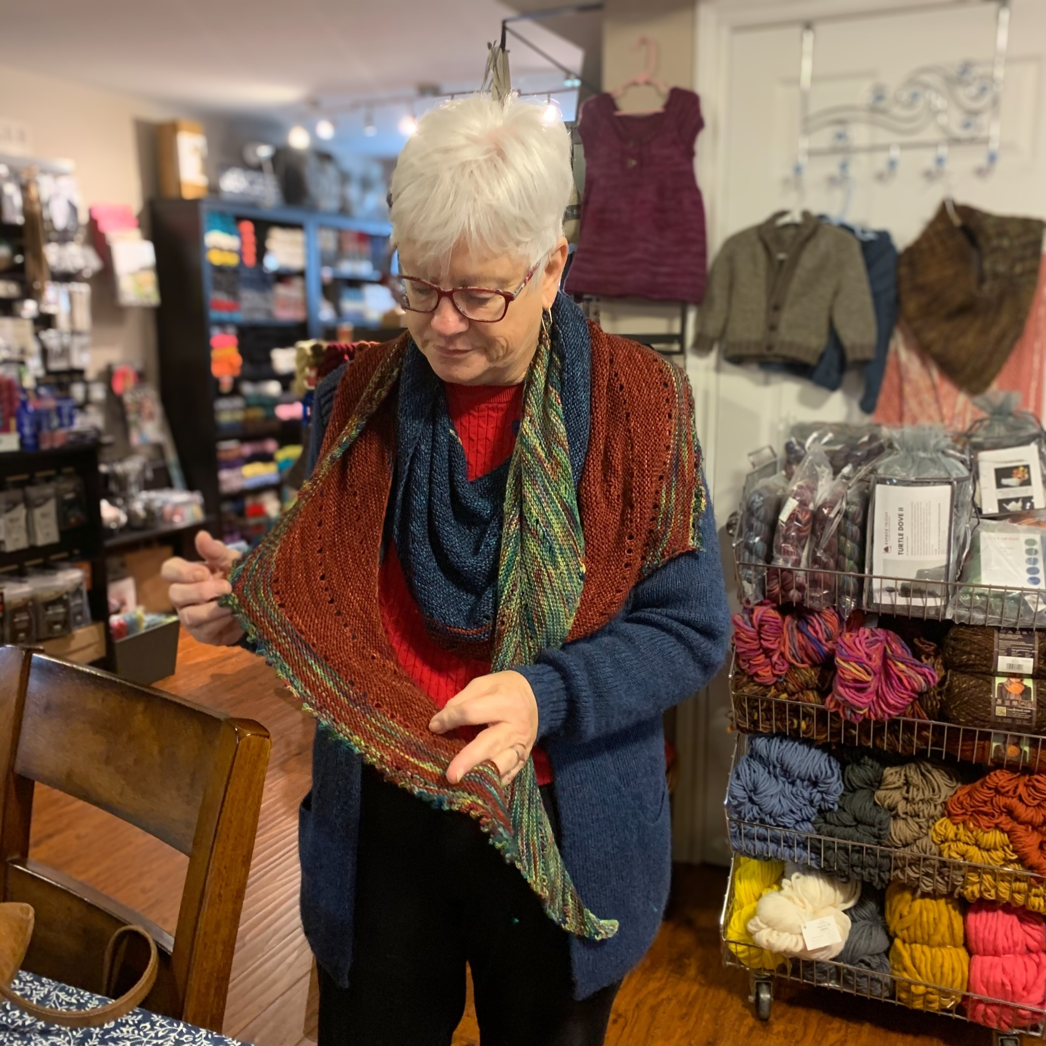 Friday, January 17, 2020, Issue 130: What is on your needles?