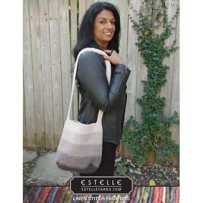 Estelle Linen Stitch Fade Bag Pattern
