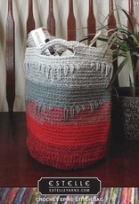 Estelle Crochet Spike Stitch Bag Pattern