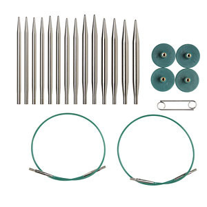 Knit Picks Short Interchangeable Needle Set