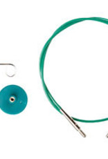 Knit Picks Interchangeable Cables - Green