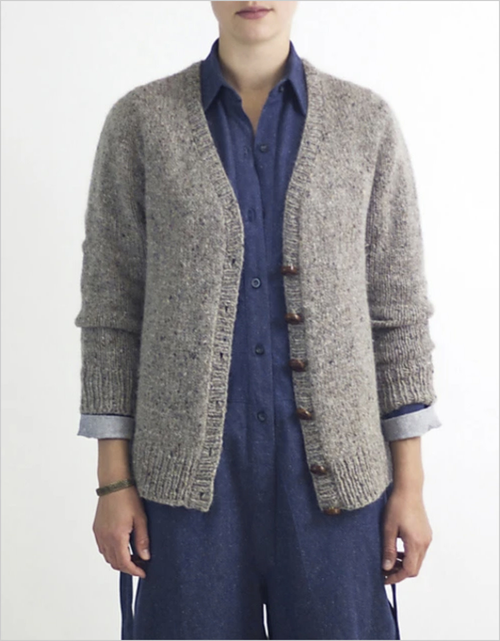 Cocoknits Cardigan Class with Kathy