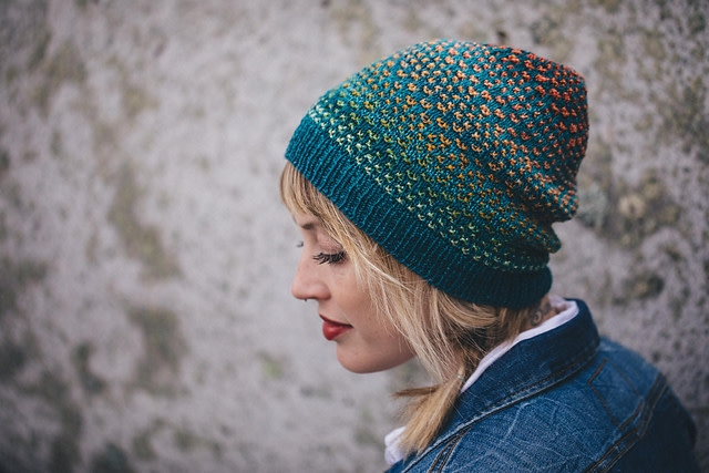 Shiftalong Hat by Andrea Mowry Ravelry Pattern