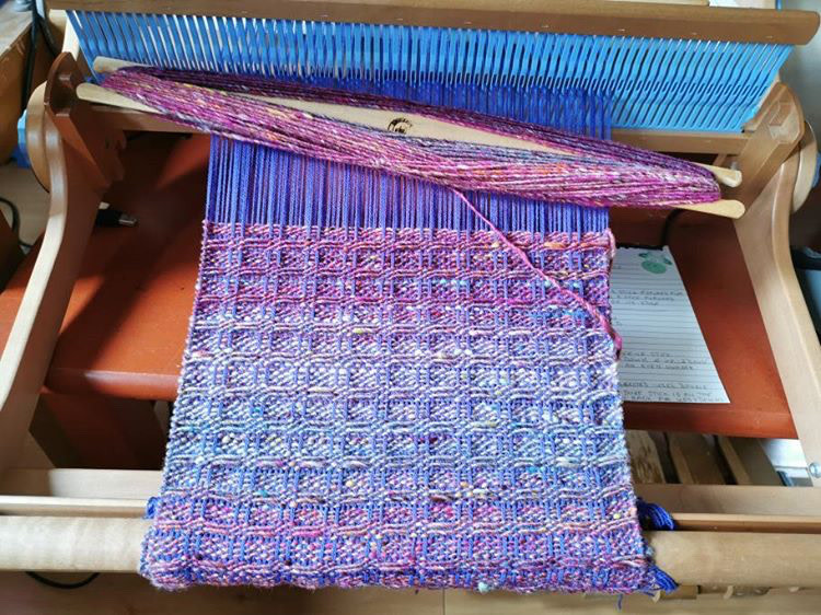 Rigid Heddle Weaving Workshop 2