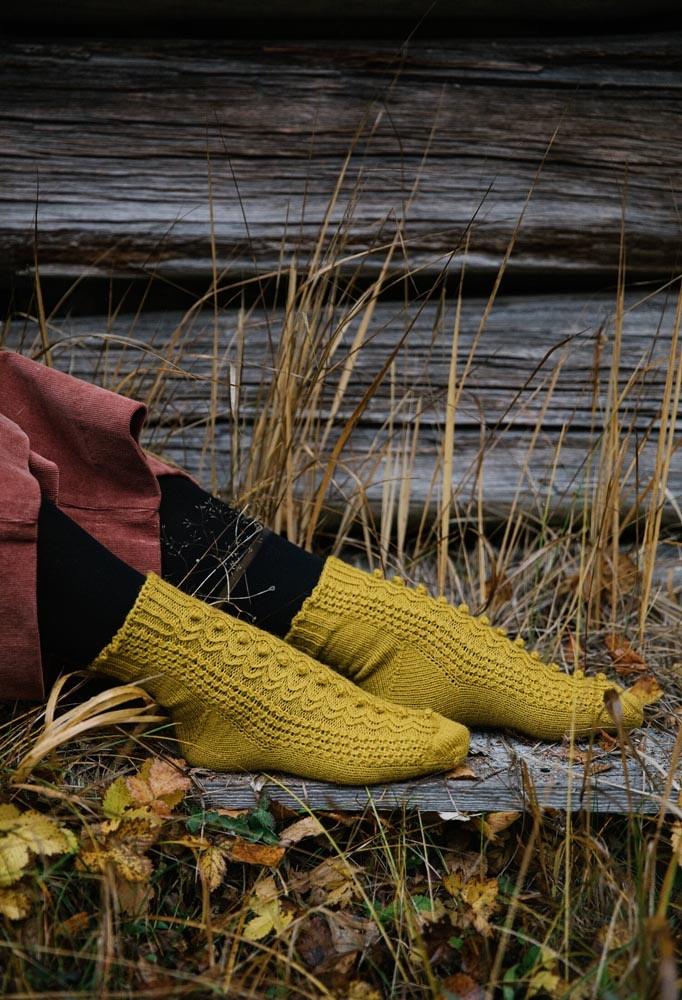 Laine Publishing 52 Weeks of Socks