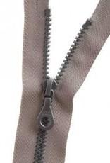 Bergere de France Separating Zipper - gris clair