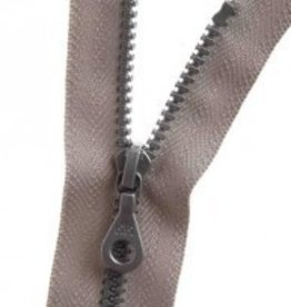 Bergere de France Separating Zipper - gris clair